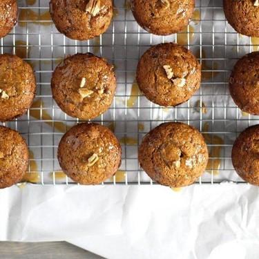 Warm and Spiced Pumpkin Muffins Recipe   SideChef