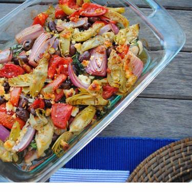 Baked Greek Chicken Recipe   SideChef