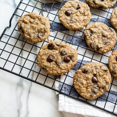 Gluten-Free Peanut Butter Banana and Chocolate Chip Cookies Recipe | SideChef