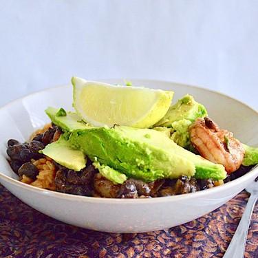 Shrimp Burrito Bowls Recipe | SideChef