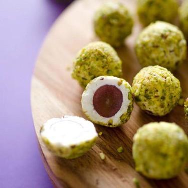 Goodness Gracious Grape Balls of Goat Cheese Recipe   SideChef