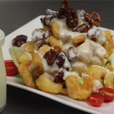 Walnut Shrimp Recipe | SideChef
