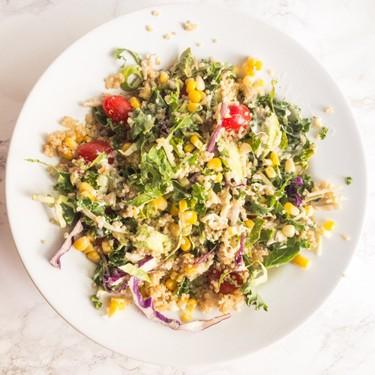Vegan Quinoa Fiesta Salad Recipe | SideChef