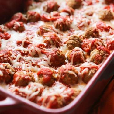 Meatball Sub Casserole Recipe | SideChef