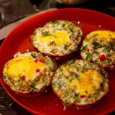 Egg Muffins To-Go Recipe   SideChef