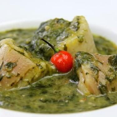Amazing Pigtail Callaloo Recipe | SideChef