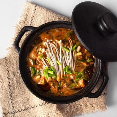 Doenjang Jjigae (Korean Soybean Paste Stew) Recipe | SideChef