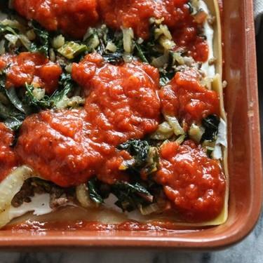 Greek Lasagna (Gluten-Free) Recipe | SideChef