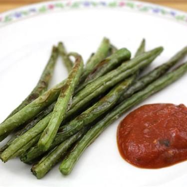 Green Bean Fries Recipe   SideChef