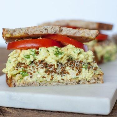 Vegan Egg Salad Sandwich Recipe | SideChef