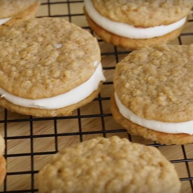 Homemade Oatmeal cream pies Recipe   SideChef