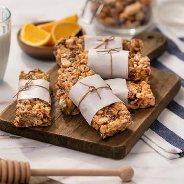 Breakfast Energy Bars Recipe | SideChef