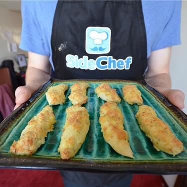 Baked Parmesan Chicken Recipe   SideChef