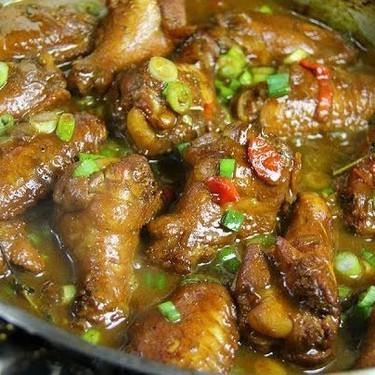 Curry Stew Chicken Wings Recipe | SideChef