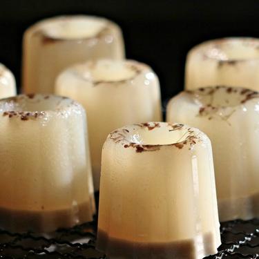 Coconut Osmanthus Jelly Recipe | SideChef