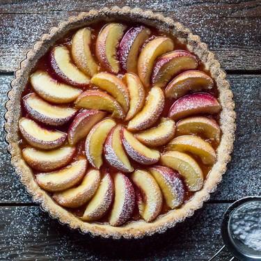 White Peach Tart Recipe | SideChef