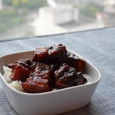 Red-Braised Pork Belly (Hongshao Rou) Recipe | SideChef