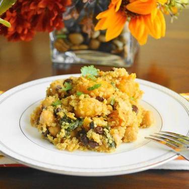 Warm Middle Eastern Quinoa Recipe | SideChef