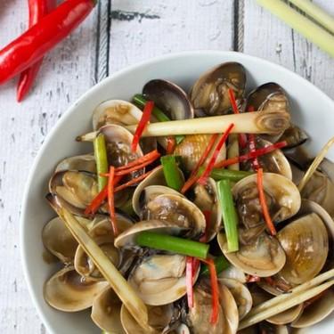 Asian Stir-Fried Clams Recipe | SideChef