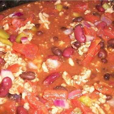 Inspired Chili Recipe | SideChef