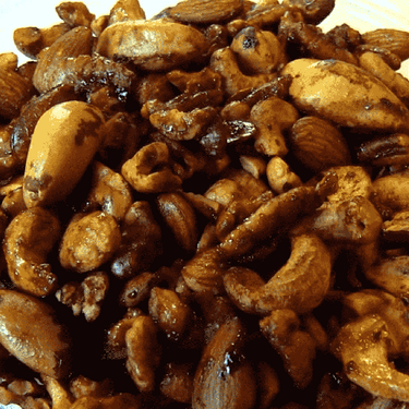 Sriracha Spiced Nuts Recipe   SideChef