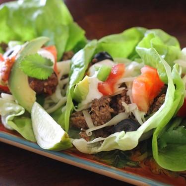 Mexican Lettuce Wraps Recipe   SideChef