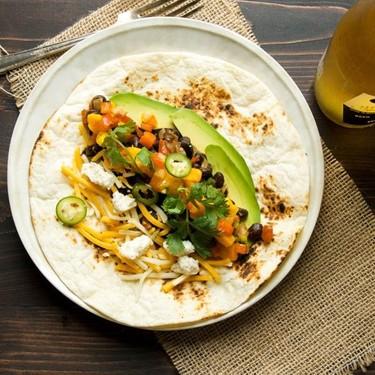 Smoky Black Bean Tacos Recipe | SideChef
