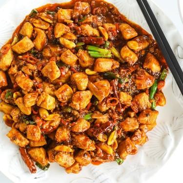 Spicy Kung Pao Chicken Recipe | SideChef
