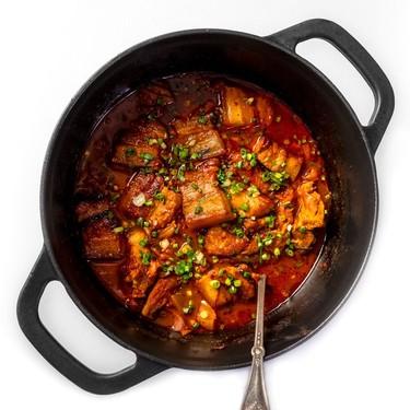 Kimchi Jjigae (Korean Kimchi Stew) Recipe   SideChef