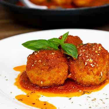 Homemade Italian Meatballs Recipe | SideChef