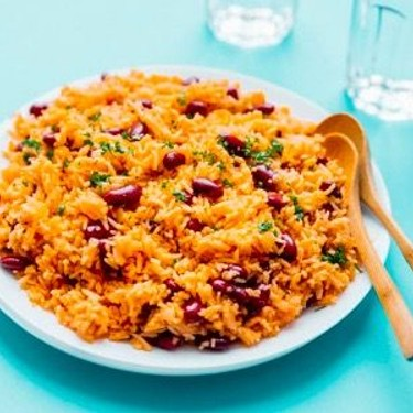 Spanish Rice and Beans Recipe   SideChef