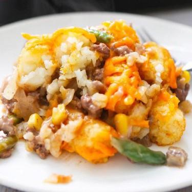 Tater Tot Hotdish Recipe   SideChef