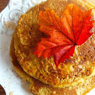 Pumpkin Pancakes Recipe   SideChef