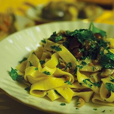 Mushroom Pasta Recipe   SideChef