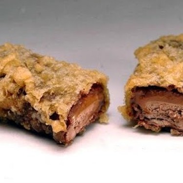 Deep Fried Mars Bars Recipe   SideChef