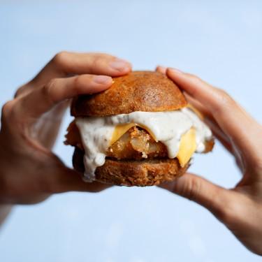 Keto Filet-o-Fish Burger Recipe | SideChef