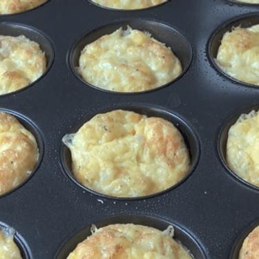 Oven Baked Mini Omelettes Recipe   SideChef
