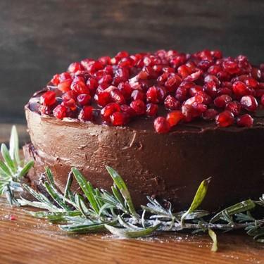 Ina's Chocolate Cake with Mocha Frosting Recipe   SideChef