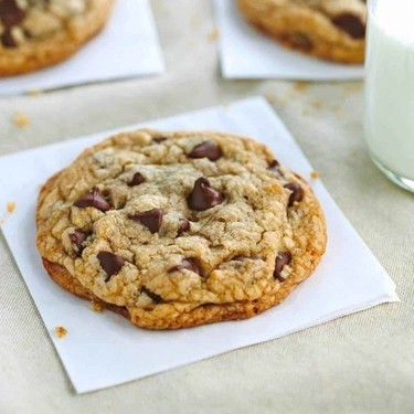 The Best Chewy Chocolate Chip Cookies Recipe   SideChef