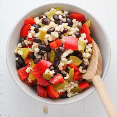 Barley Lime Salad Recipe | SideChef