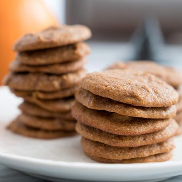 Soft and Chewy Pumpkin Spice Cookies Recipe   SideChef