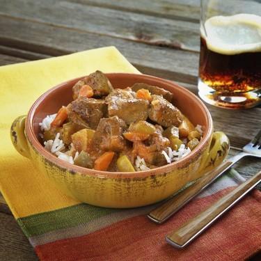 Carne con Papas y Arroz Blanco Recipe   SideChef
