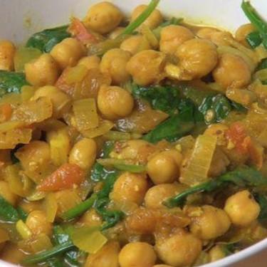 Chickpea Curry Recipe   SideChef