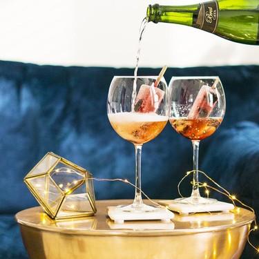 Champagne Poptails Recipe   SideChef