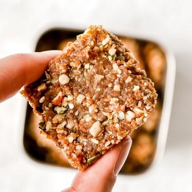 Tahini Seed & Nut Bars Recipe | SideChef