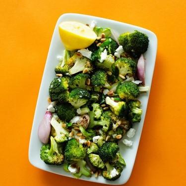 Roasted Broccoli Recipe   SideChef