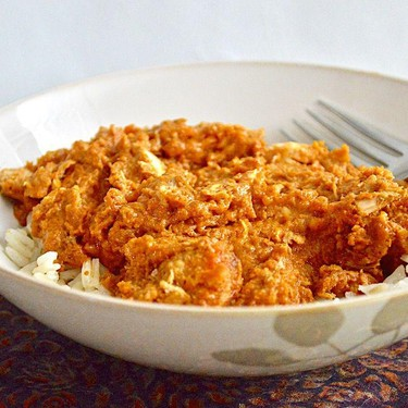 Slow Cooker Butter Chicken Recipe | SideChef