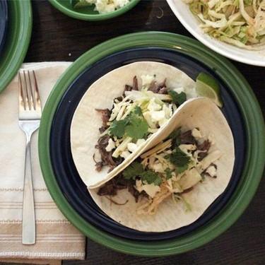 Beef Short Rib Carnitas Tacos Recipe | SideChef
