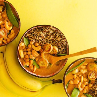 Banana Thai Curry Recipe   SideChef
