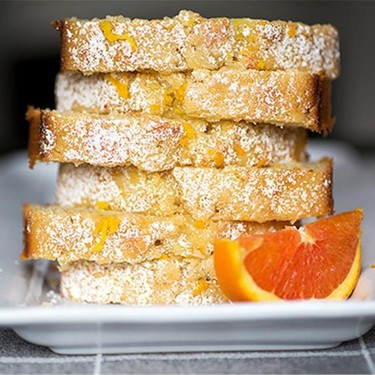 Orange Cake Recipe   SideChef